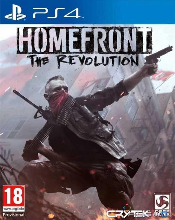 Купить Homefront. The Revolution (PS4) со скидкой 80%