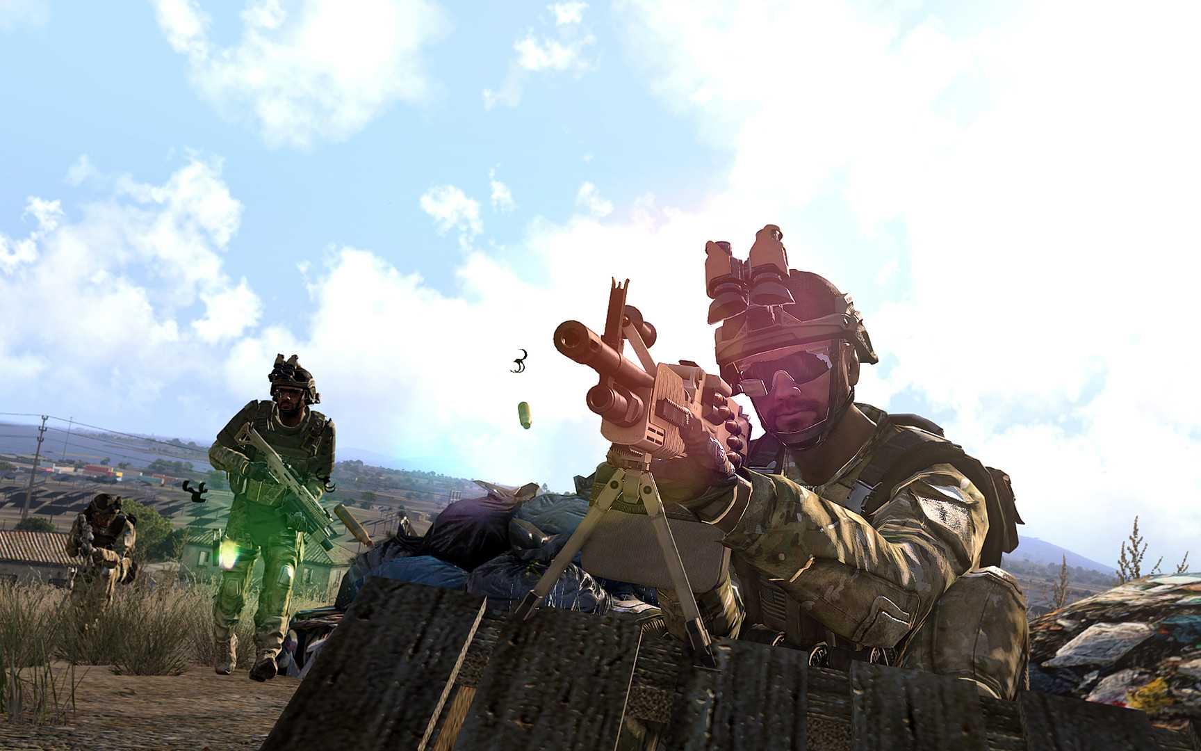 Покупка Arma 3 DLC Bundle дешево