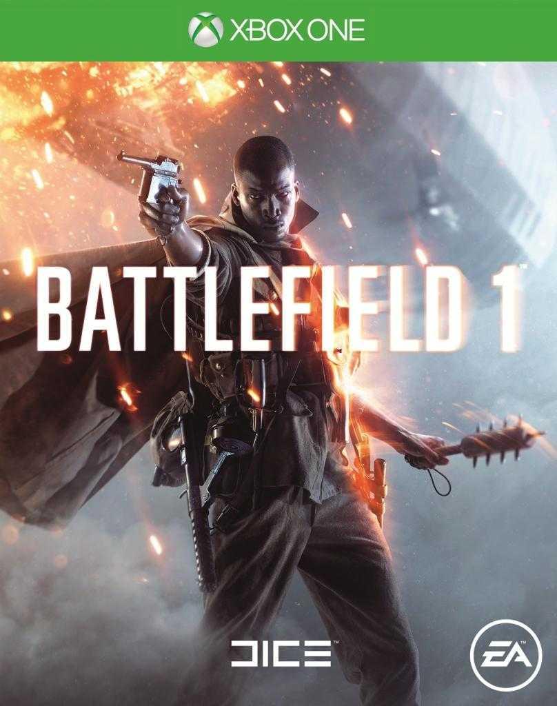 Купить Battlefield 1 (Xbox One) со скидкой 50%