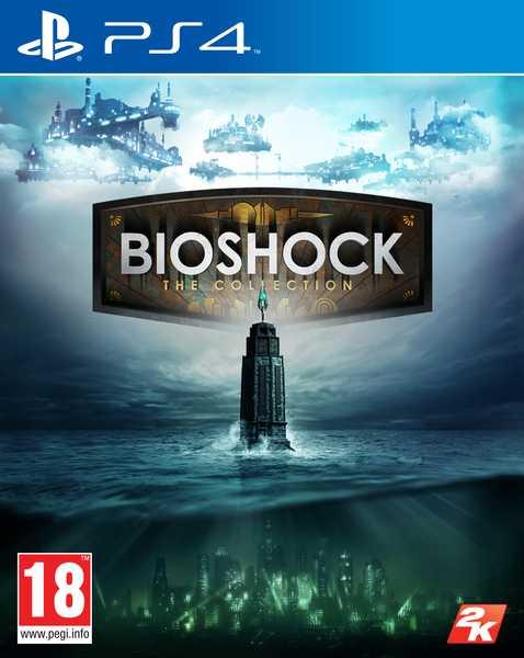 Купить BioShock. The Collection (PS4) со скидкой 27%