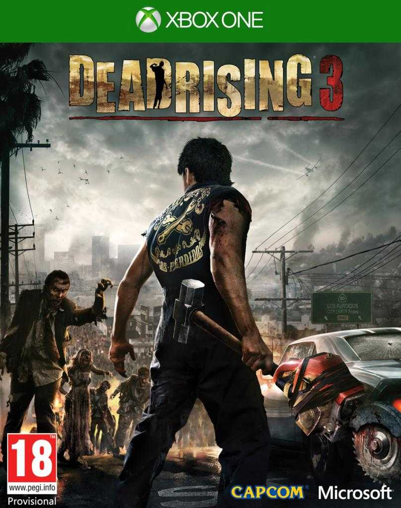 Купить со скидкой Dead rising 3 (Xbox One)