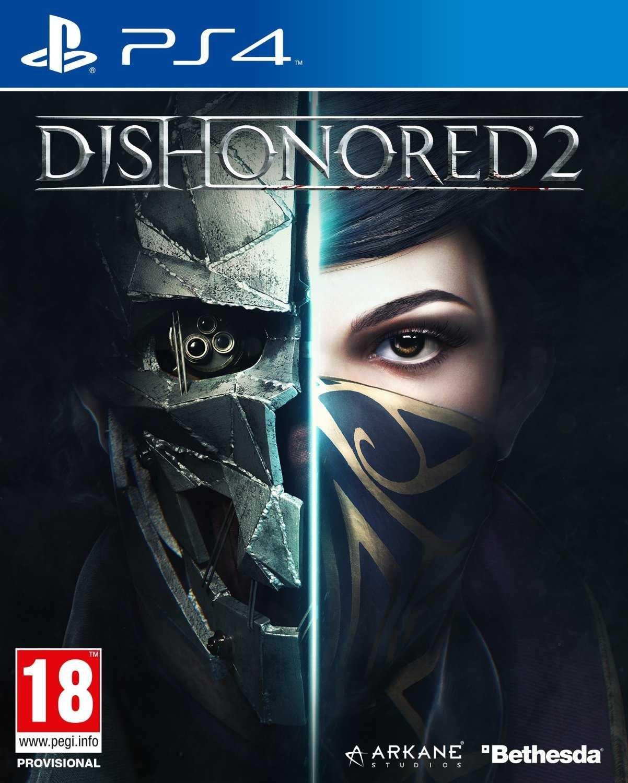 Купить Dishonored 2. Limited Edition (PS4) со скидкой 38%