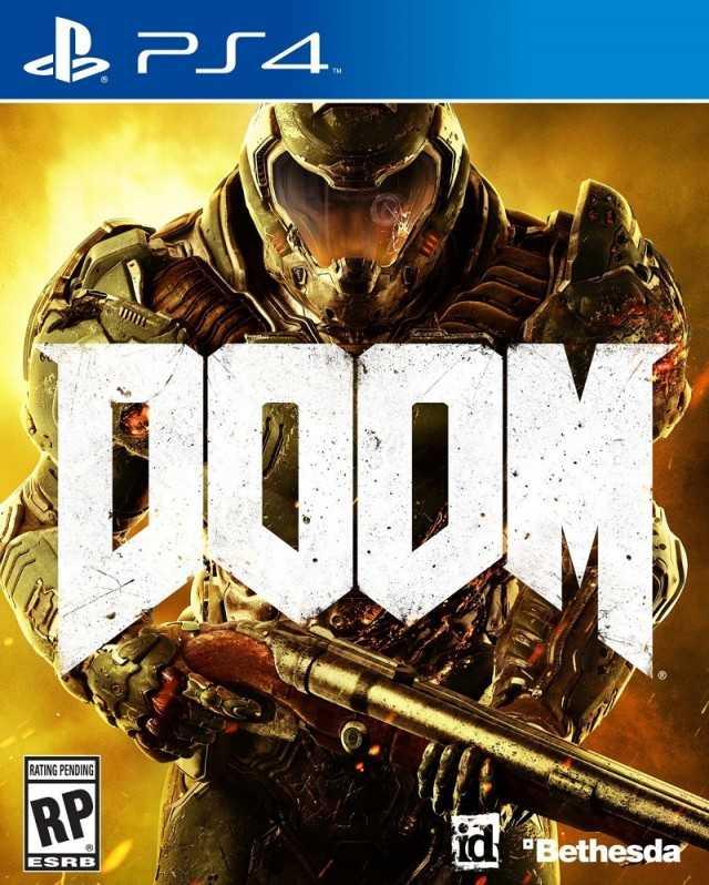 Купить Doom (PS4) со скидкой 68%