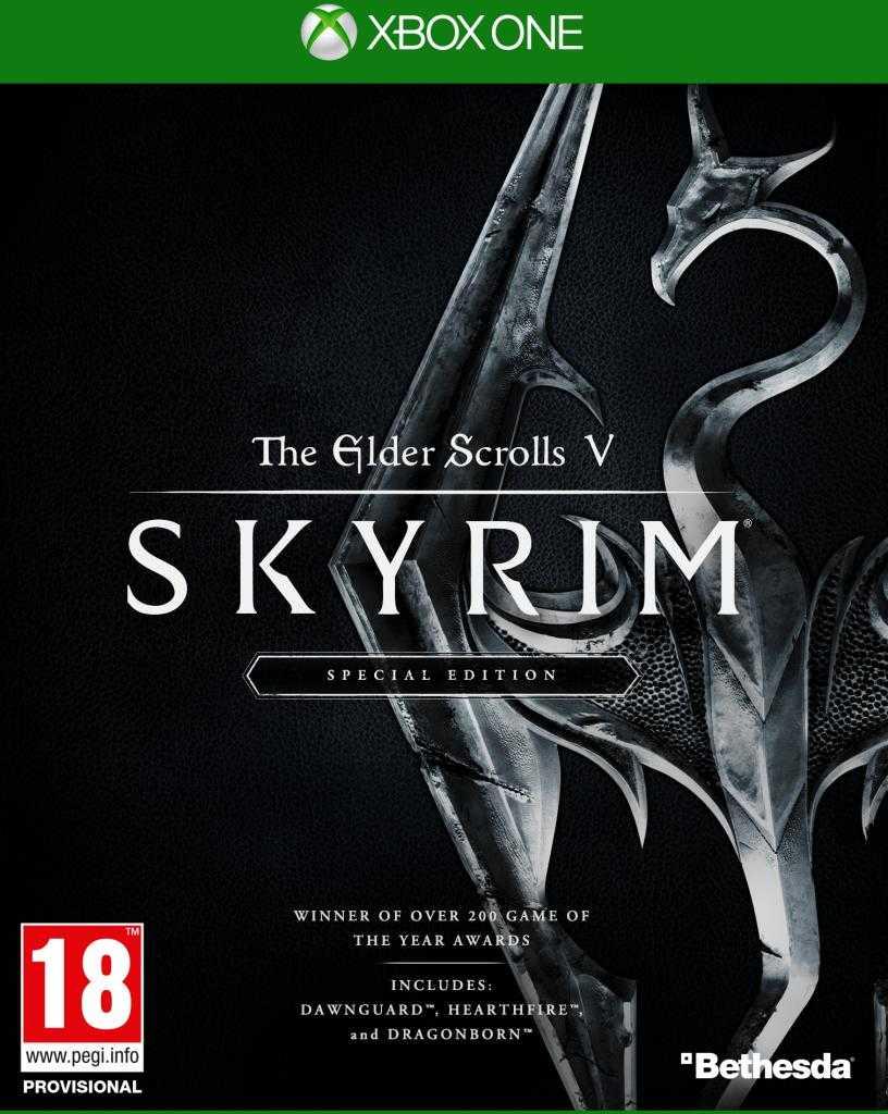 Купить Elder Scrolls V. Skyrim. Special Edition (Xbox One) со скидкой 43%