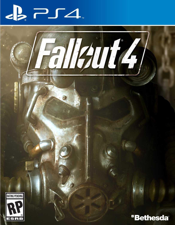 Купить Fallout 4 (PS4) со скидкой 68%