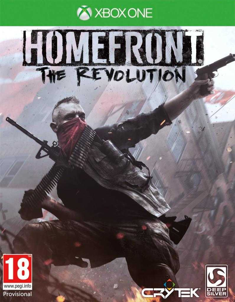 Купить Homefront. The Revolution (Xbox One) со скидкой 40%