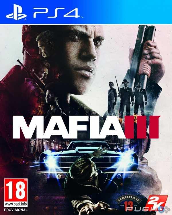 Купить Mafia III (PS4) со скидкой 43%