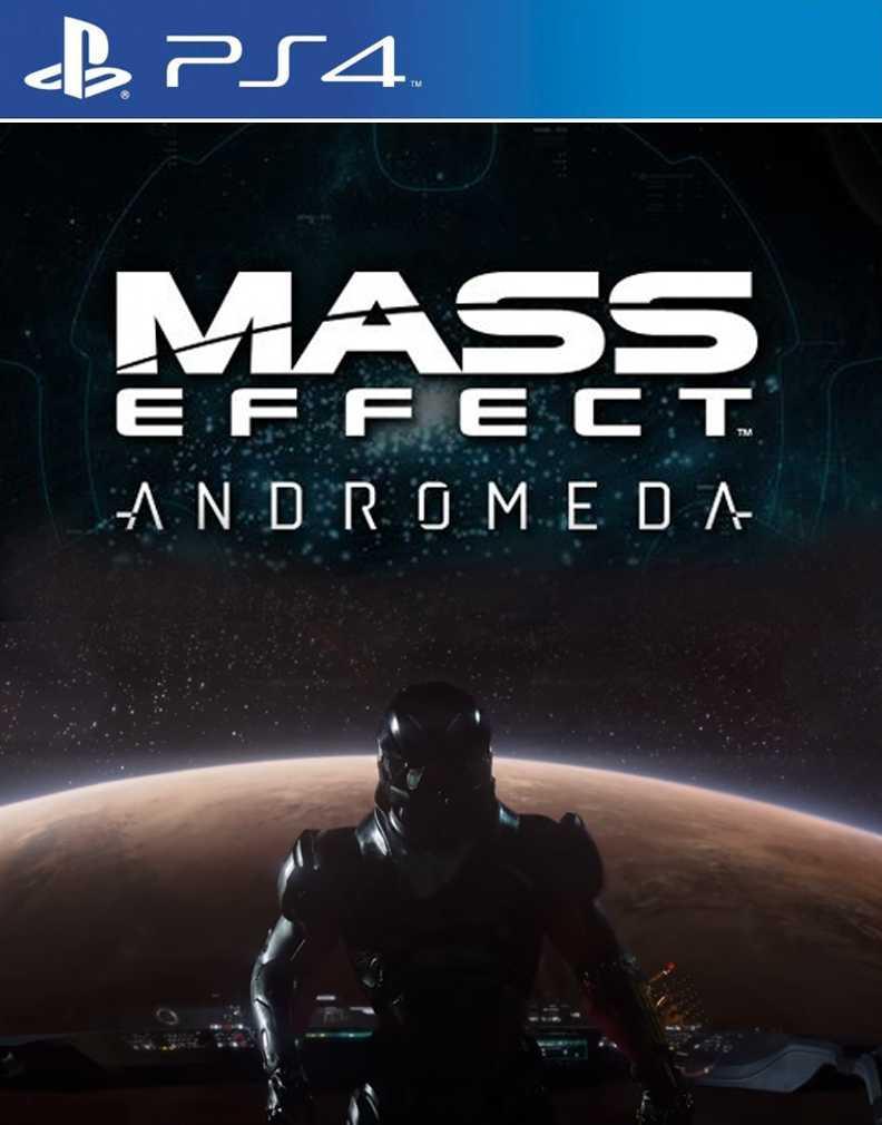Купить Mass Effect. Andromeda (PS4)
