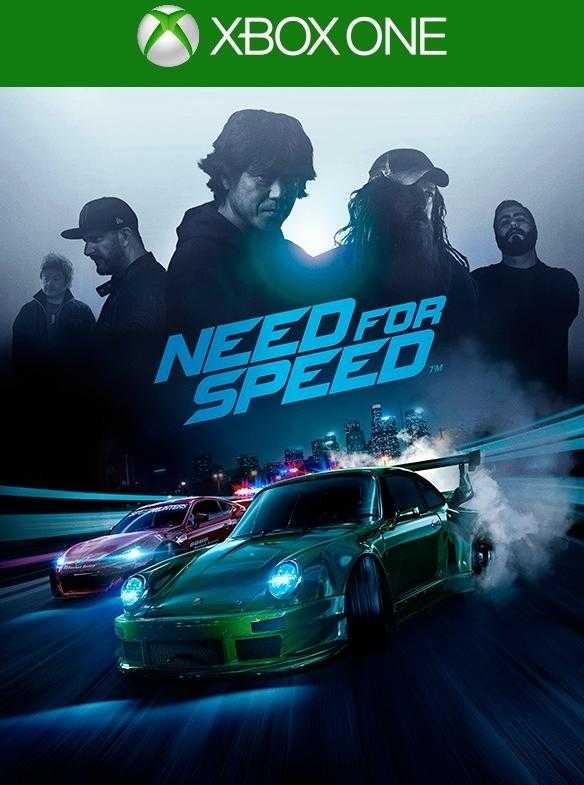 Купить Need for Speed (Xbox One) со скидкой 47%