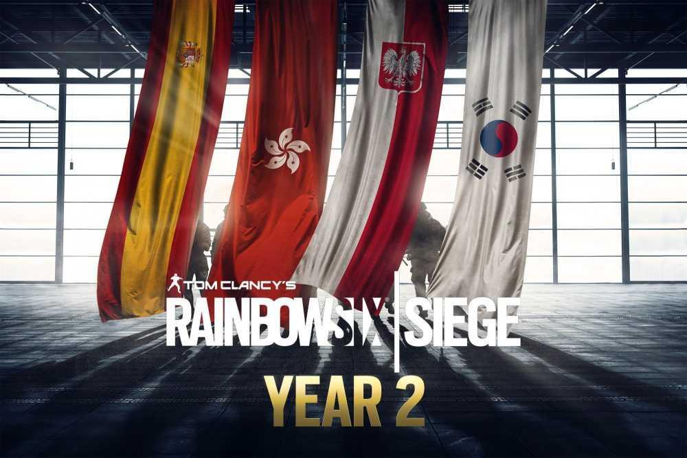 Приобрести  Tom Clancy's Rainbow Six Siege. Year 2 Gold Edition дешевле, чем в Steam