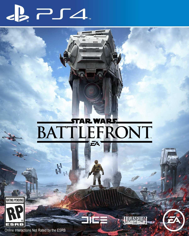 Купить Star Wars. Battlefront (PS4) со скидкой 75%