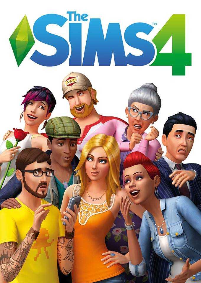 Купить The Sims 4 со скидкой 50%