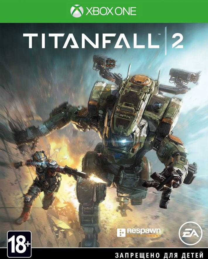Купить Titanfall 2 (Xbox One) со скидкой 50%
