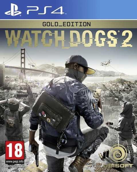 Купить Watch Dogs 2. Gold Edition (PS4) со скидкой 24%