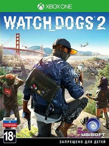 Купить Watch Dogs 2 (Xbox One) со скидкой 48%