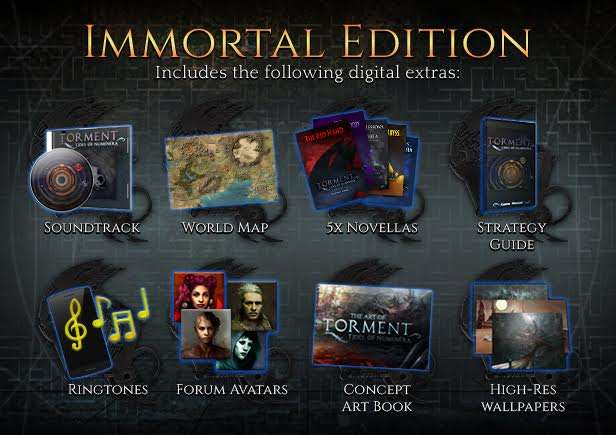 Купить Torment. Tides of Numenera Immortal Edition со скидкой 10%