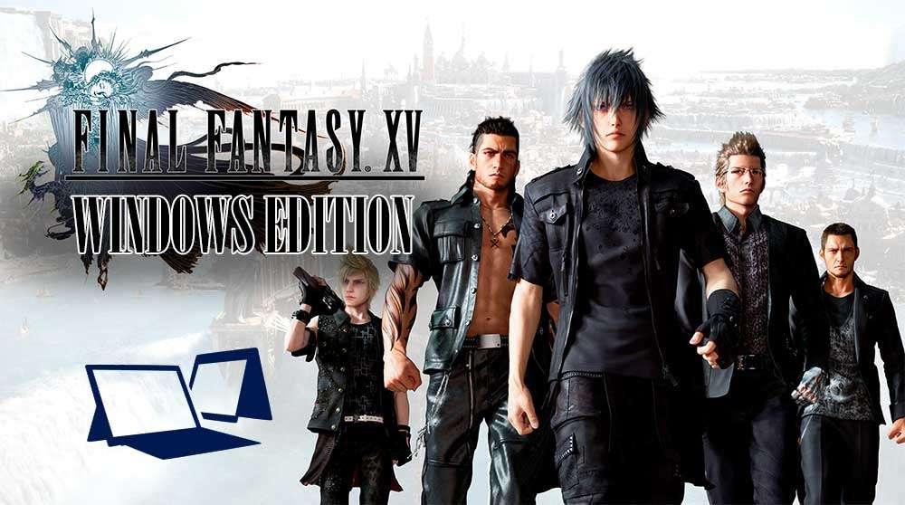 Как купить Final Fantasy XV на PC (Windows Edition)