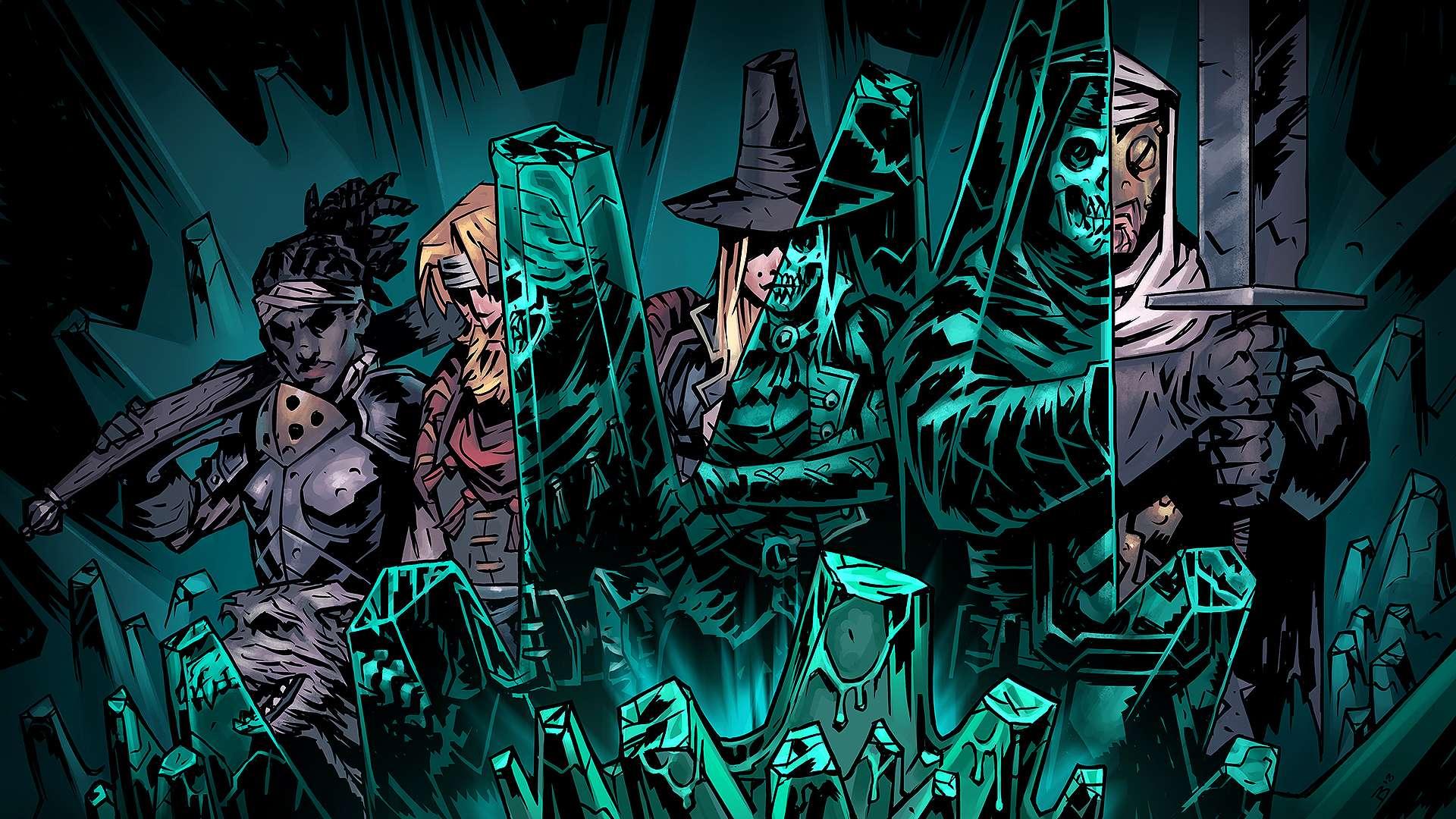 Картинки по запросу darkest dungeon