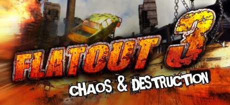 Купить Flatout 3. Chaos & Destruction со скидкой 76%