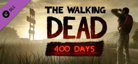 The Walking Dead. 400 Days дешевле чем в Steam