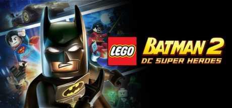 Купить LEGO Batman 2 DC Super Heroes
