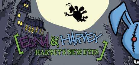 Купить Edna & Harvey. Harvey's New Eyes со скидкой 85%