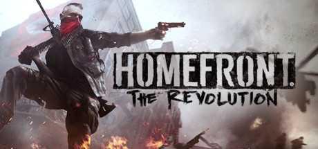 Homefront. The Revolution дешевле чем в Steam