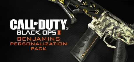 Call of Duty. Black Ops II. Benjamins Personalization Pack дешевле чем в Steam
