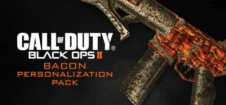 Call of Duty. Black Ops II. Bacon Personalization Pack дешевле чем в Steam