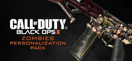 Call of Duty. Black Ops II. Zombies Personalization Pack дешевле чем в Steam