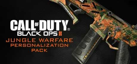 Call of Duty. Black Ops II. Jungle Warfare Personalization Pack дешевле чем в Steam