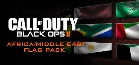 Call of Duty. Black Ops II. African Flags of the World Calling Card Pack дешевле чем в Steam