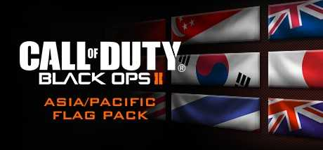 Call of Duty. Black Ops II. Asian Flags of the World Calling Card Pack дешевле чем в Steam