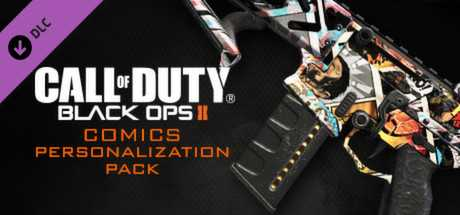 Call of Duty. Black Ops II. Comics Personalization Pack дешевле чем в Steam