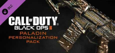 Call of Duty. Black Ops II. Paladin Personalization Pack дешевле чем в Steam