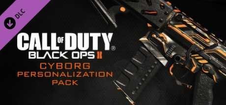 Call of Duty. Black Ops II. Cyborg Personalization Pack дешевле чем в Steam