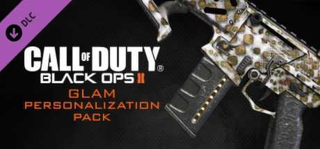 Call of Duty. Black Ops II. Glam Personalization Pack дешевле чем в Steam