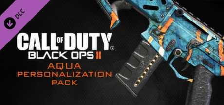Call of Duty. Black Ops II. Aqua Personalization Pack дешевле чем в Steam