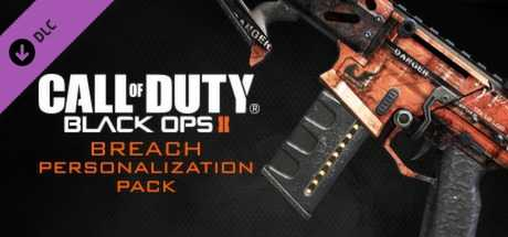 Call of Duty. Black Ops II. Breach Personalization Pack дешевле чем в Steam