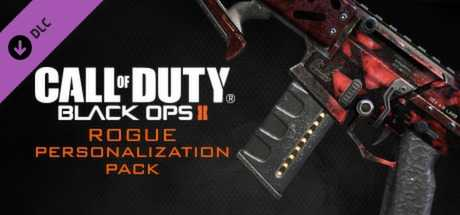 Call of Duty. Black Ops II. Rogue Personalization Pack дешевле чем в Steam