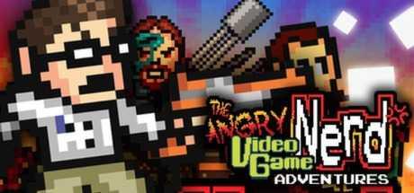 Купить Angry Video Game Nerd Adventures