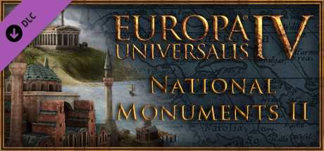 Europa Universalis IV. National Monuments II дешевле чем в Steam
