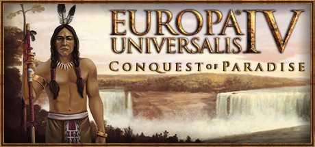 Europa Universalis IV. Conquest of Paradise дешевле чем в Steam