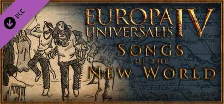 Купить со скидкой Europa Universalis IV. Songs of the New World