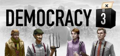 Купить Democracy 3 со скидкой 79%