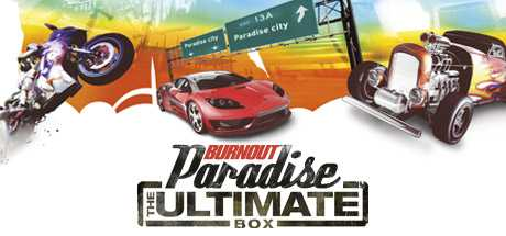 Купить Burnout Paradise. The Ultimate Box со скидкой 58%