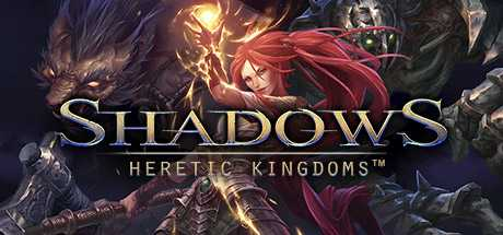 Shadows heretic: kingdoms (2014) pc | steamrip от let'splay rpg.