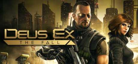 Купить Deus Ex. The Fall
