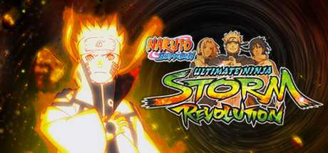 Купить NARUTO SHIPPUDEN. Ultimate Ninja STORM Revolution
