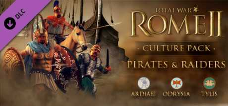 Купить Total War. ROME II. Pirates and Raiders Culture Pack